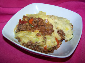 Grown-up Shepard's Pie