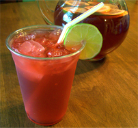 Cherry Lemon-Limeade