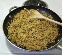 Barley Side Dish
