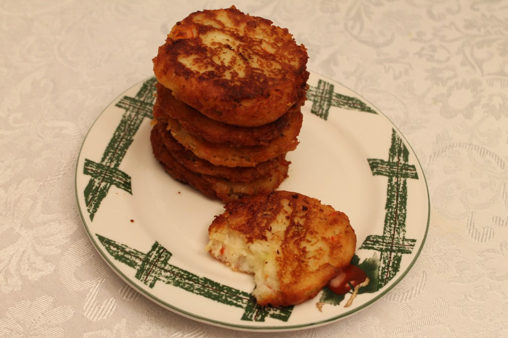 Potato Salad Patties