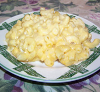 Buttermilk Macaroni and Cheese