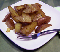Roasted Red Potatoes with Onion